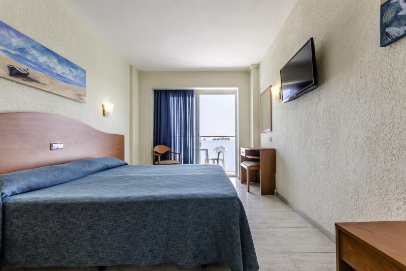 Hotelzimmer mit Fitness im Mar Blau Hotel