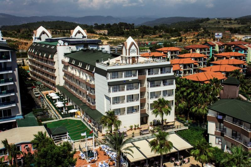 Galeri Resort Hotel günstig bei weg.de buchen - Bild von FTI Touristik