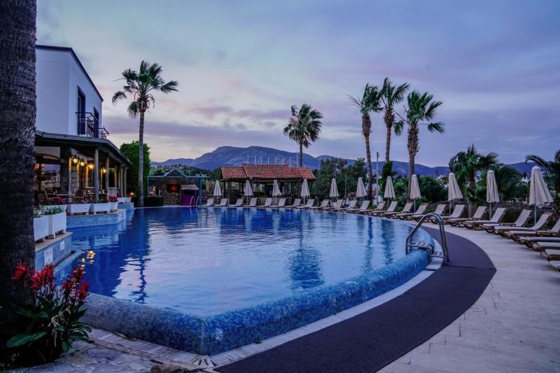 Hotel Costa 3S Beach in Halbinsel Bodrum - Bild von FTI Touristik