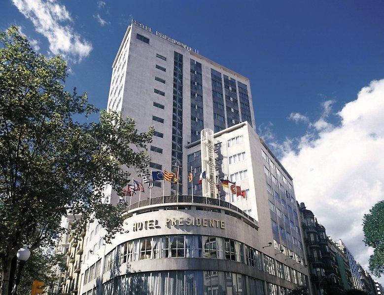 Hotel Hesperia Barcelona Presidente in Barcelona & Umgebung - Bild von FTI Touristik
