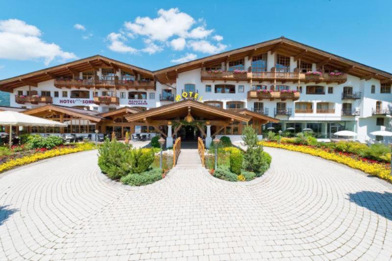 Activ Sunny Hotel Sonne in Nordtirol - Bild von FTI Touristik