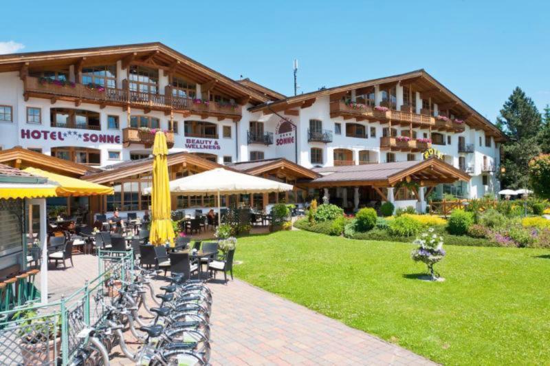 Activ Sunny Hotel Sonne günstig bei weg.de buchen - Bild von FTI Touristik