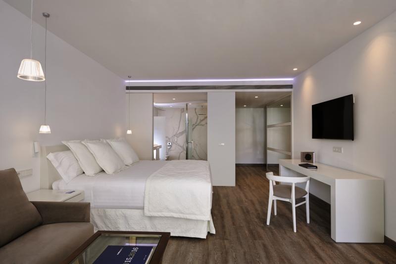 Hotelzimmer mit Golf im Meliá Cala d'Or Boutique Hotel