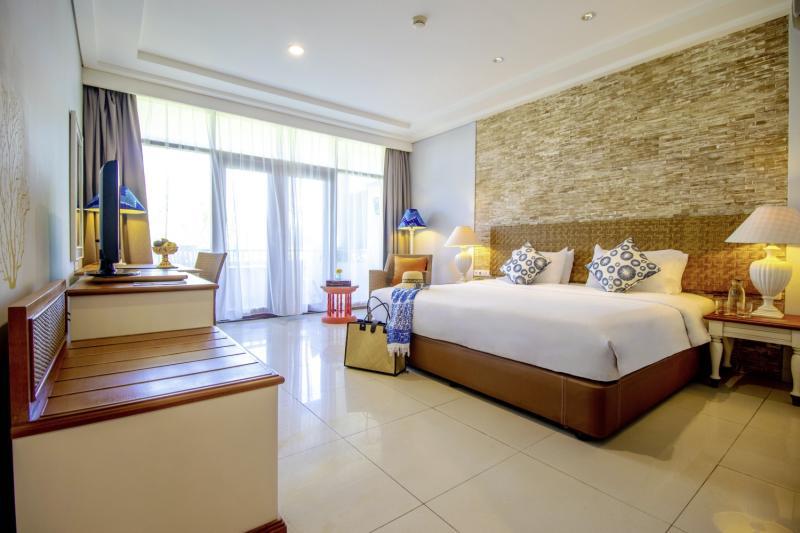 Hotelzimmer mit Golf im The Tanjung Benoa Beach Resort
