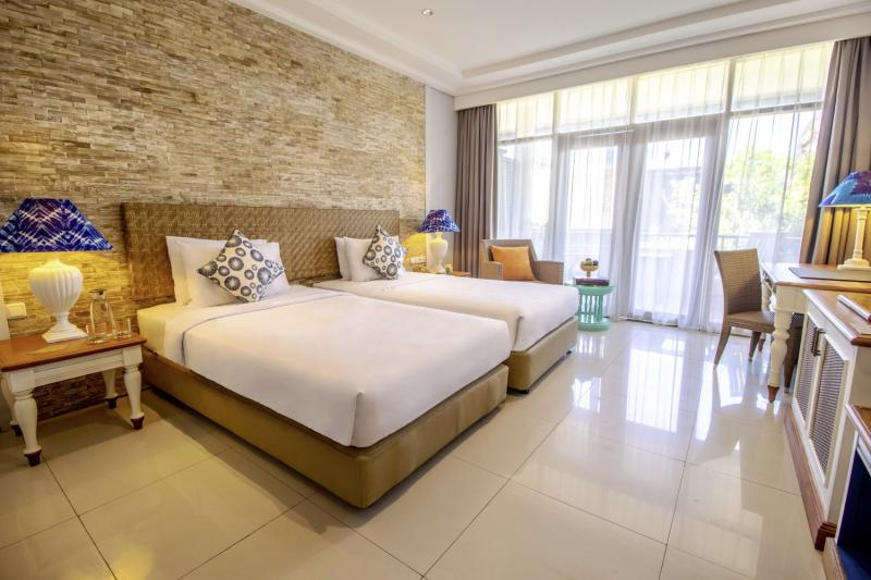 Hotelzimmer mit Fitness im The Tanjung Benoa Beach Resort