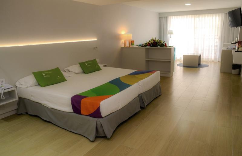 Hotelzimmer mit Golf im Paradise Park Fun Lifestyle Hotel