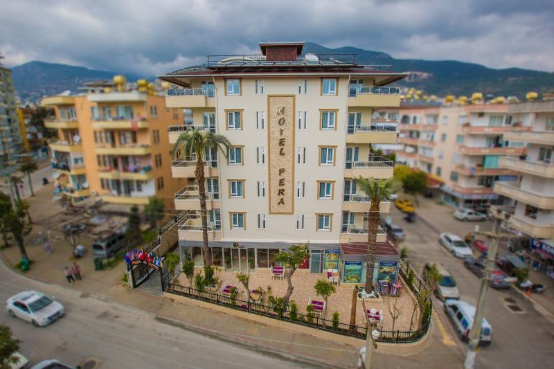 Hotel Pera Alanya in Türkische Riviera - Bild von FTI Touristik
