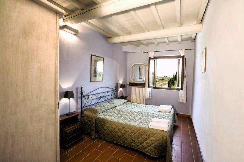 Hotelzimmer mit Tennis im Castellare di Tonda