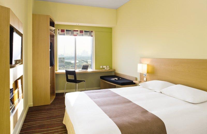 Hotelzimmer mit Fitness im ibis Dubai Deira City Centre