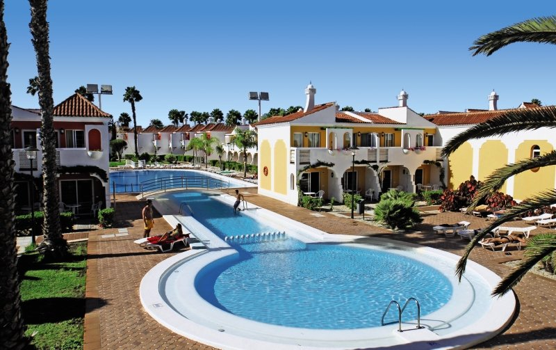 Hotel Bungalows Cordial Green Golf in Gran Canaria - Bild von FTI Touristik