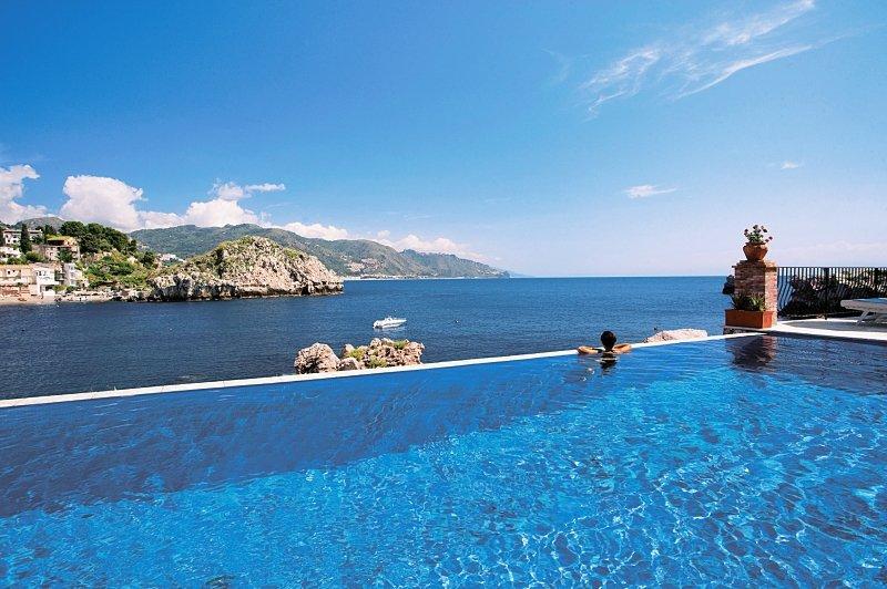 Hotel Belmond Villa Sant'Andrea in Sizilien - Bild von FTI Touristik