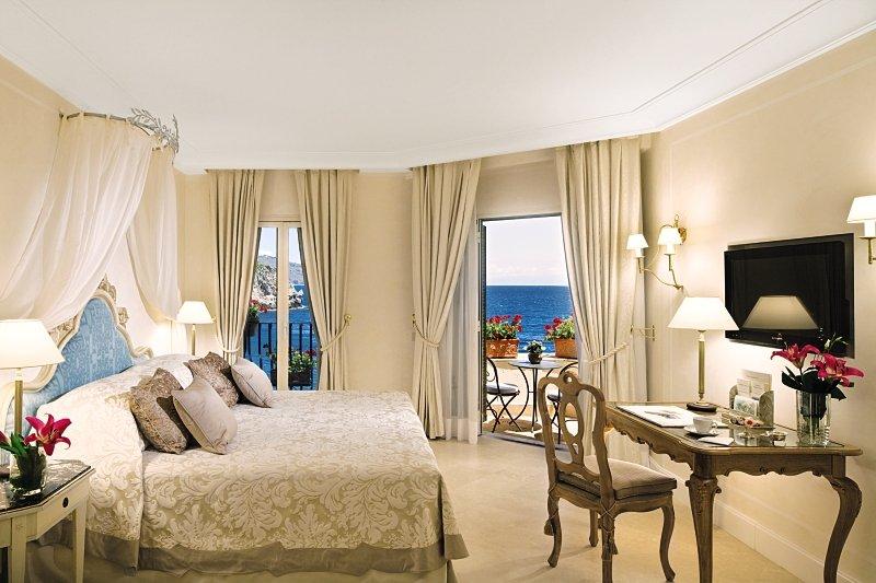 Hotelzimmer mit Golf im Belmond Villa Sant'Andrea