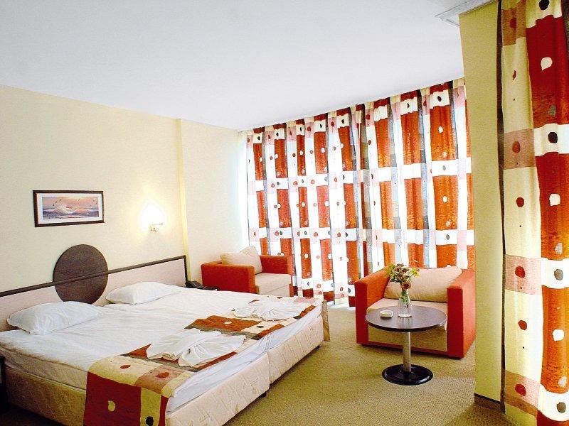 Hotelzimmer mit Wassersport im smartline Meridian