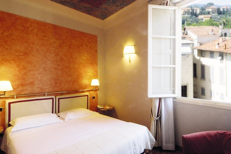 Hotelzimmer mit Kinderbetreuung im Kraft