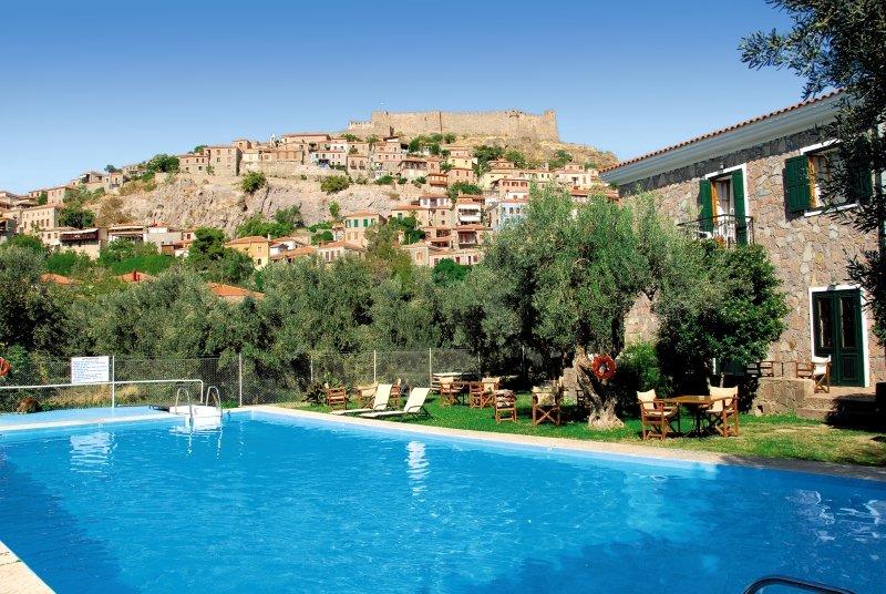 Hotel Amfitriti günstig bei weg.de buchen - Bild von FTI Touristik