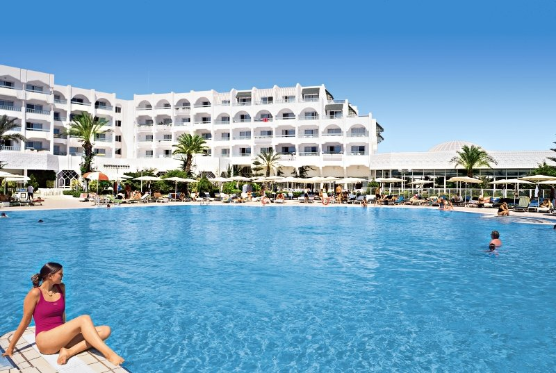 Hotel El Mouradi Palace 171 Bewertungen - Bild von FTI Touristik
