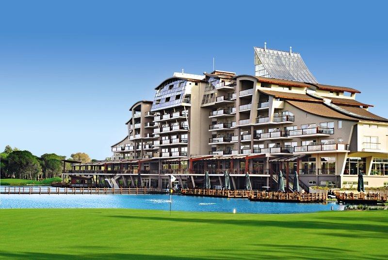 Sueno Hotels Deluxe Belek günstig bei weg.de buchen - Bild von FTI Touristik