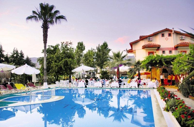 Club Turkuaz Garden Hotel in Türkische Ägäisregion - Bild von FTI Touristik