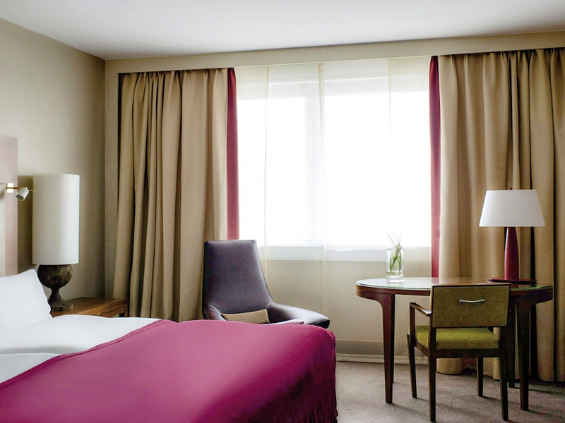 Hotelzimmer mit Kinderbetreuung im Pullman Cologne
