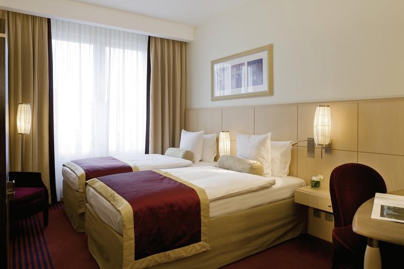 Hotelzimmer mit Sauna im Hotel Mondial am Dom Cologne - MGallery by Sofitel