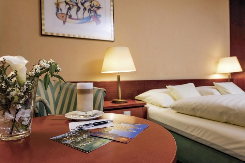 Hotelzimmer mit Animationsprogramm im Maritim Hotel Nürnberg