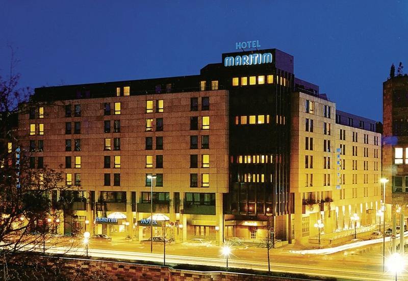 Maritim Hotel Nürnberg günstig bei weg.de buchen - Bild von DERTOUR