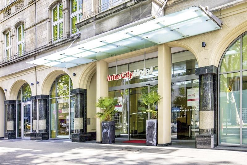 InterCityHotel Düsseldorf in Nordrhein-Westfalen - Bild von DERTOUR