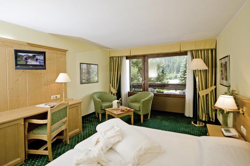 Hotelzimmer mit Fitness im Alpenhof St. Jakob