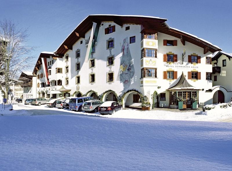 Schwarzer Adler Kitzbühel Hotel & Spa in Nordtirol - Bild von DERTOUR