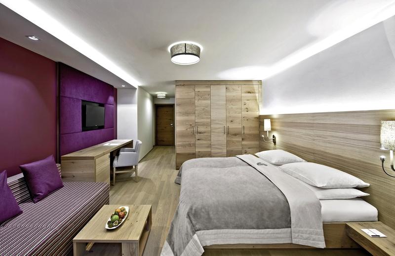 Hotelzimmer mit Golf im Schwarzer Adler Kitzbühel Hotel & Spa