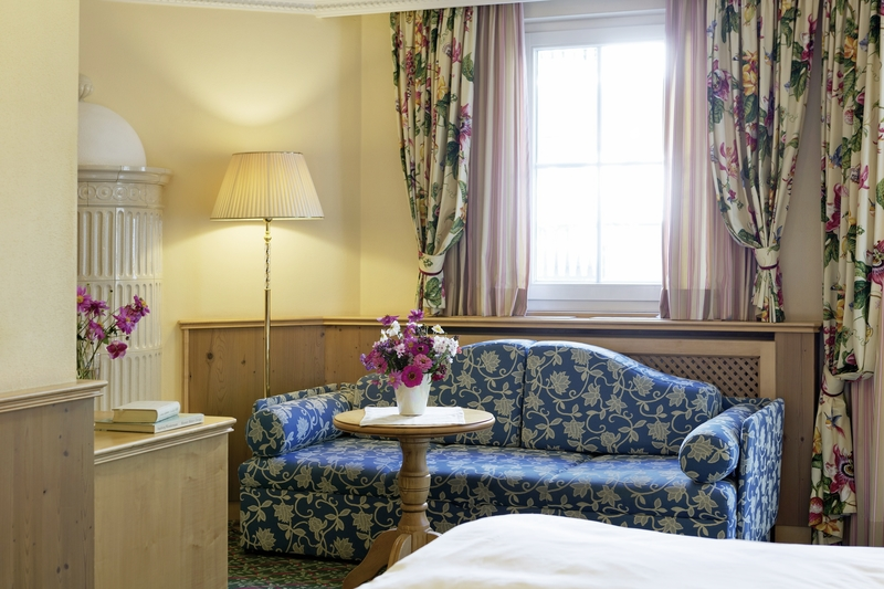 Hotelzimmer mit Fitness im Alpendomizil Neuhaus