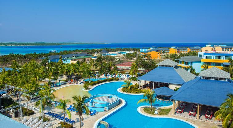 Hotel Fiesta Americana Costa Verde & Blau Costa Verde Plus Beach Resort in Atlantische Küste/Norden - Bild von MEIER`S WELTREISEN
