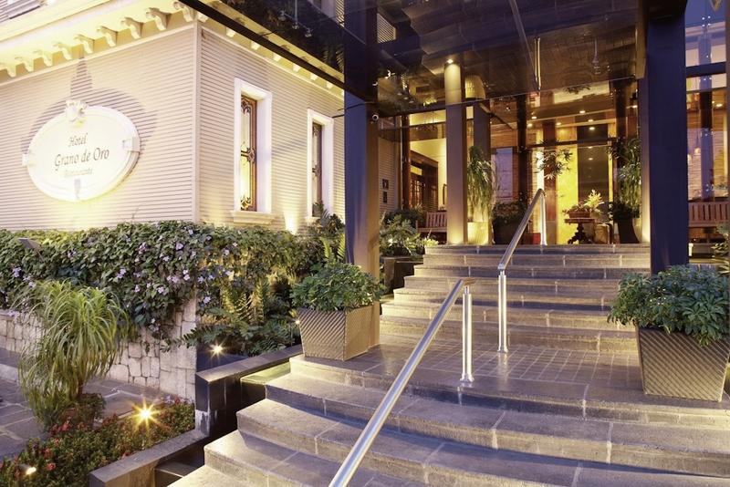 Hotel Grano de Oro günstig bei weg.de buchen - Bild von DERTOUR