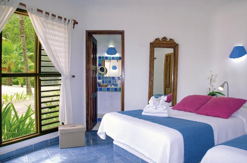 Hotelzimmer mit Golf im Mahekal Beach Resort