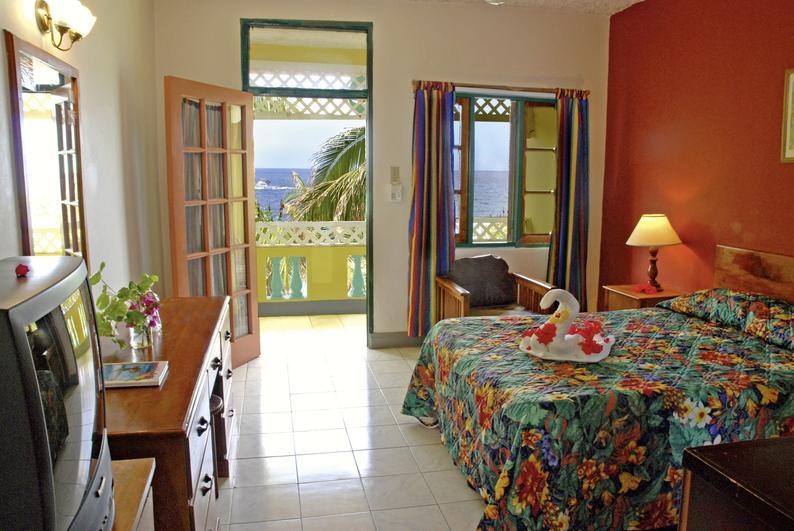 Hotelzimmer mit Fitness im Samsara Cliff Resort