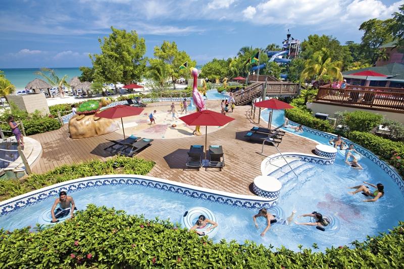 Hotel Beaches Negril Resort & Spa in Jamaika - Bild von DERTOUR