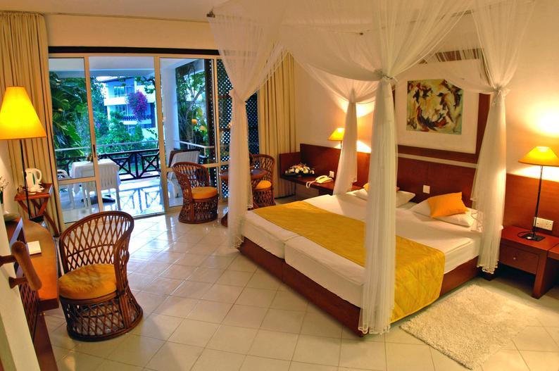 Hotelzimmer mit Yoga im Lanka Princess