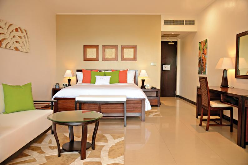 Hotelzimmer mit Fitness im DoubleTree Resort & Spa by Hilton Hotel Seychelles - Allamanda