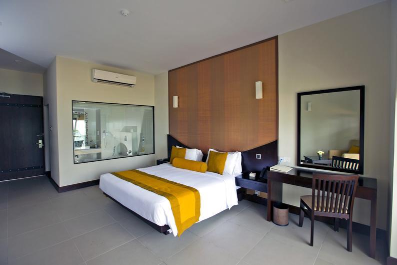 Hotelzimmer mit Fitness im Shinagawa Beach by Asia Leisure
