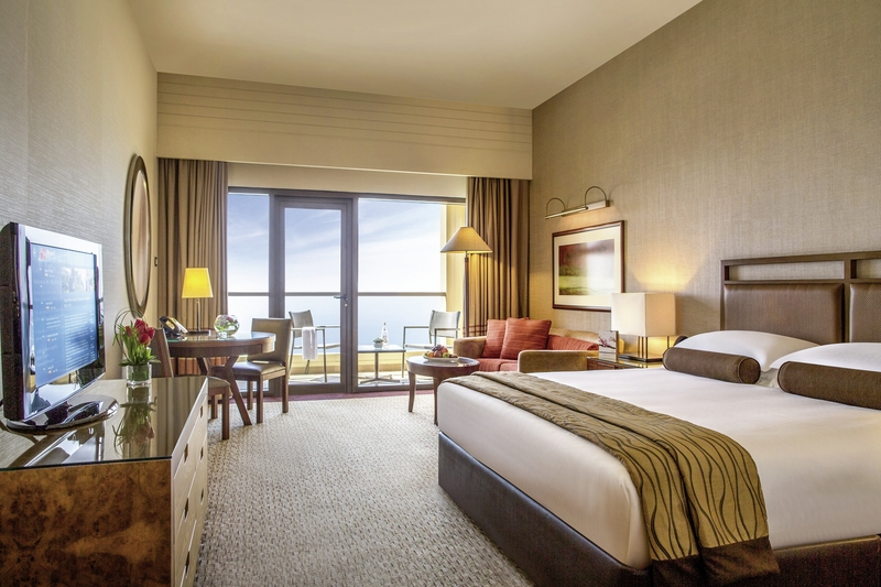 Hotelzimmer mit Fitness im Amwaj Rotana - Jumeirah Beach Residence