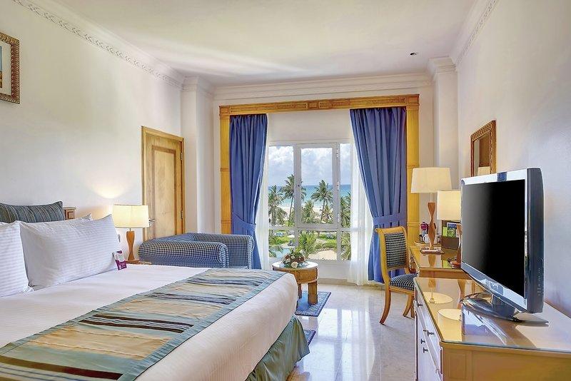 Hotelzimmer mit Fitness im Crowne Plaza Resort Salalah