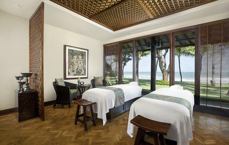 Hotelzimmer mit Golf im The Legian Bali