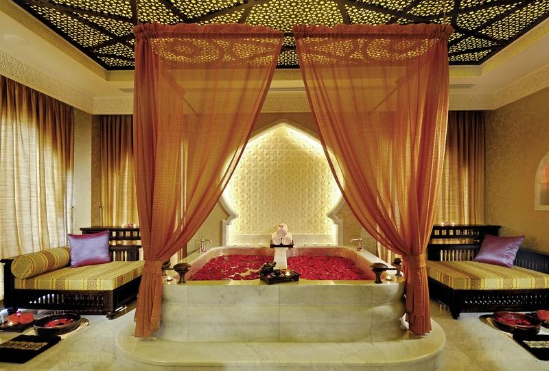 Hotelzimmer mit Yoga im Emirates Palace Abu Dhabi