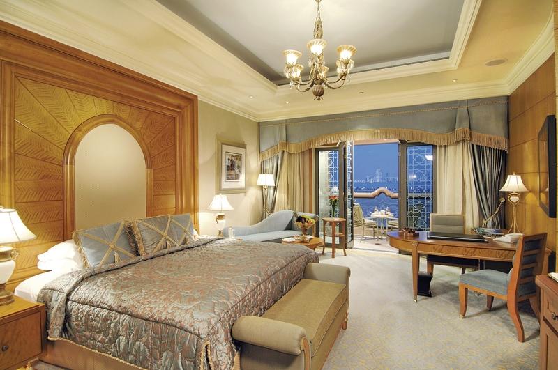 Hotelzimmer im Emirates Palace Abu Dhabi günstig bei weg.de