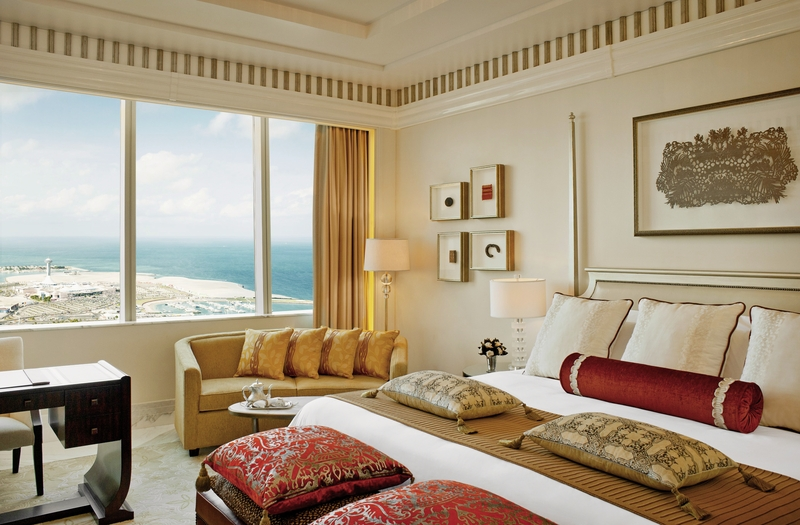 Hotelzimmer mit Yoga im The St. Regis Abu Dhabi