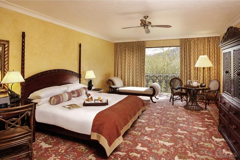 Hotelzimmer im SunThe Palace günstig bei weg.de