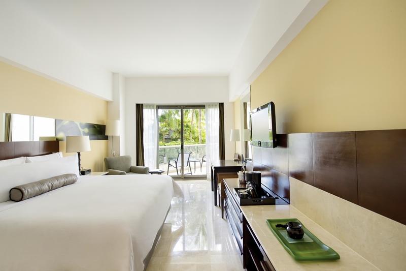 Hotelzimmer mit Fitness im Live Aqua Beach Resort Cancun