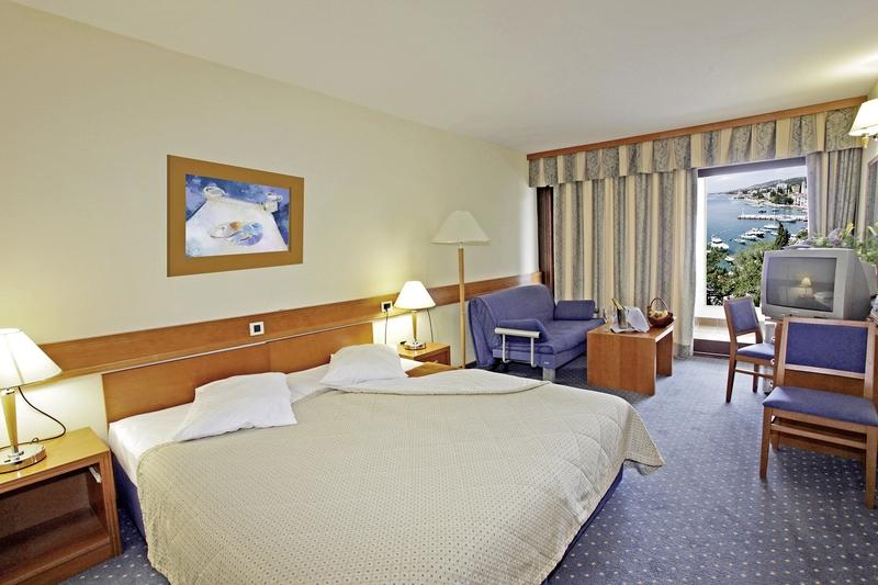 Hotelzimmer mit Wassersport im Selce
