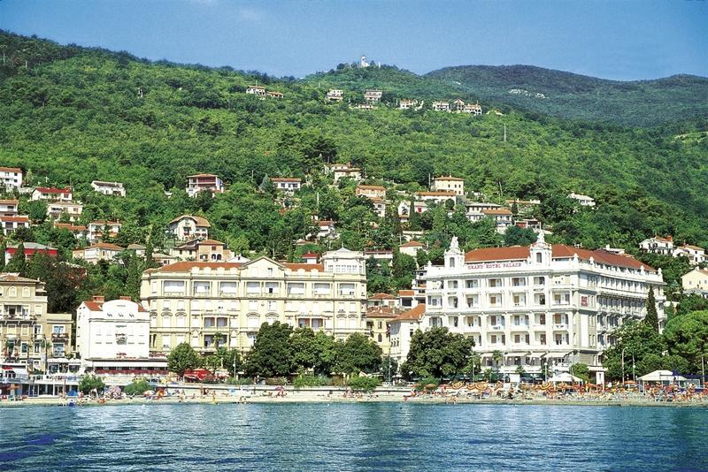 Remisens Premium Grand Hotel Palace in Istrien - Bild von DERTOUR