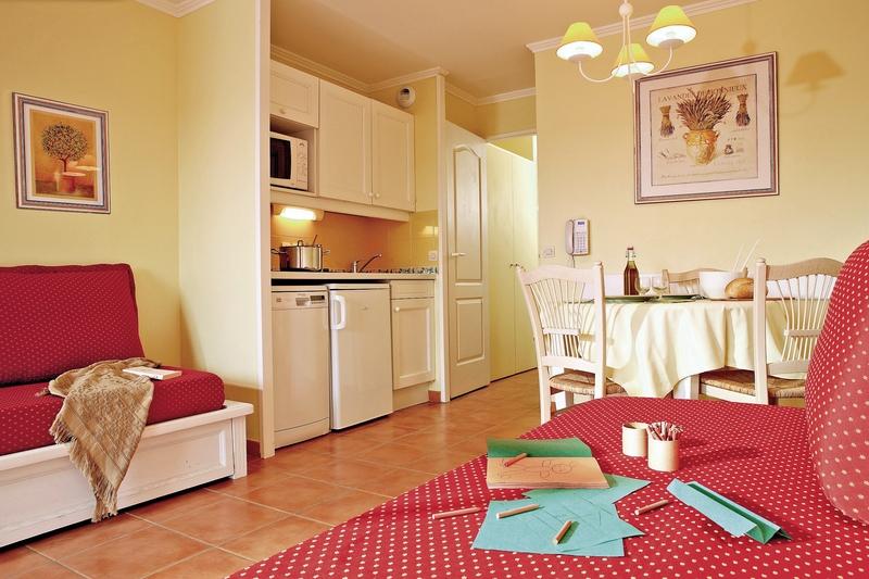 Hotelzimmer im Pierre & Vacances Village Pont Royal en Provence günstig bei weg.de